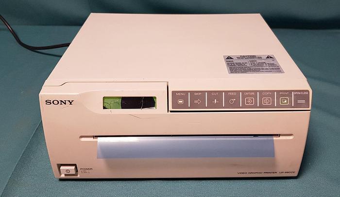 Gebraucht Sony UP-980 CE Digital Graphic Printer Thermodrucker