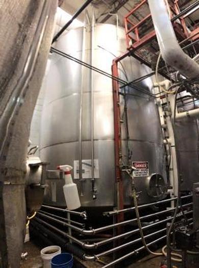 Santa Rosa 200 BBL (6000Gal) Fermenter
