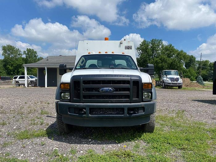 Used 2008 Ford F-450 4x4