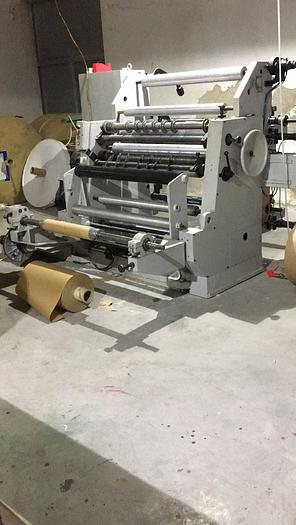 Used Comexi Slitter rewinder