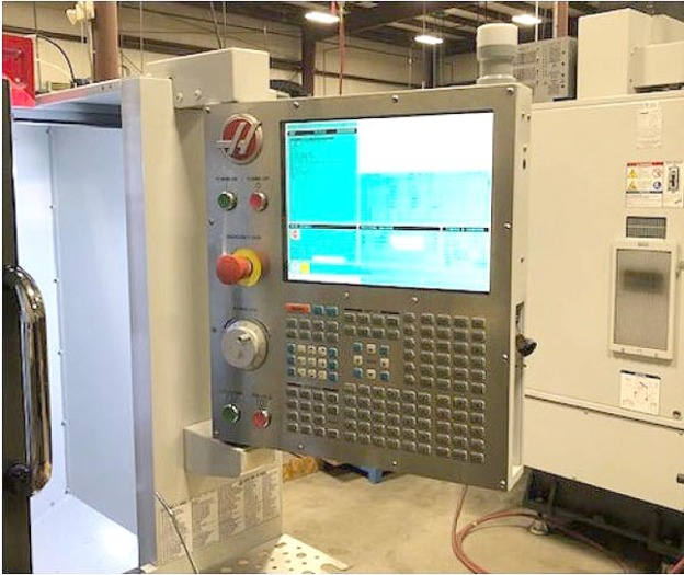 2015 HAAS Super Mini Mill