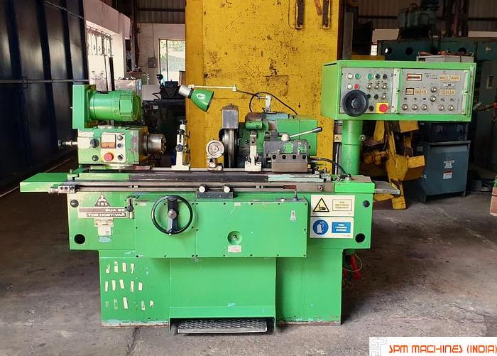 Used TOS BUA 25 x 630 Cylindrical Grinder