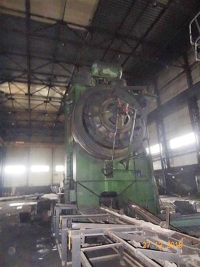 Used Press Hot Forging K8544