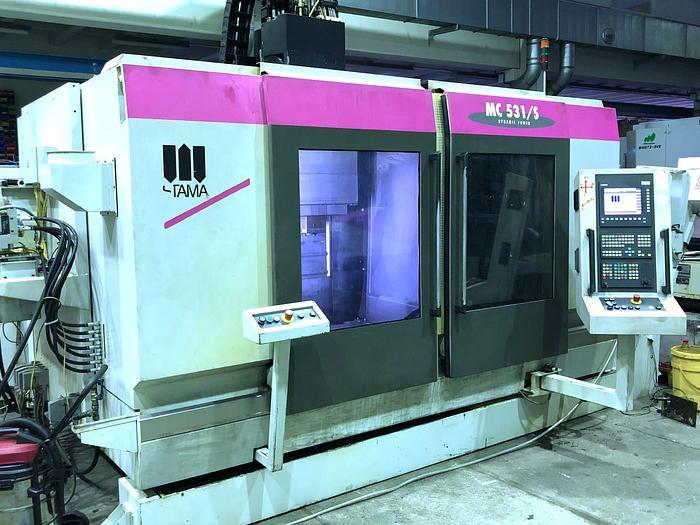 2001 CNC Bearbeitungszentrum STAMA MC 531 S
