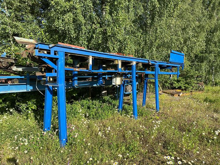Used Log conveyor