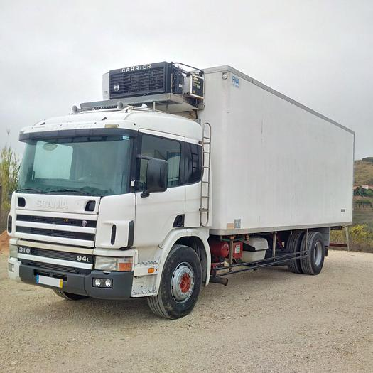 Used 1999 SCANIA 94 L 310 refrigerated