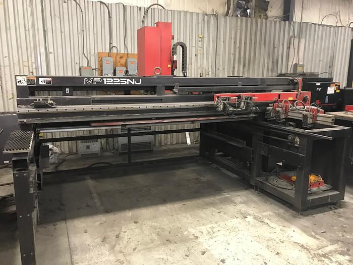 Used 2003 Amada MP-1225NJ Sheet Loader