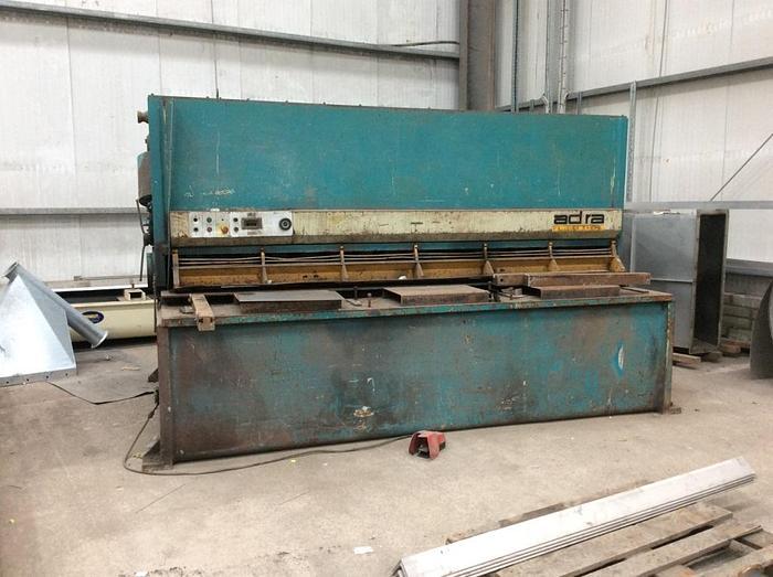 Used Adira GHS-1630 3m x 16mm Hydraulic Shears