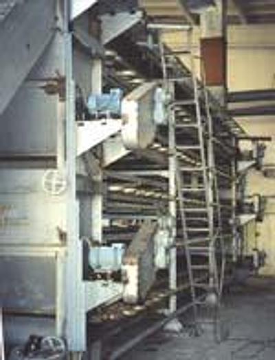 Używane Suszarnia taśmowa - 41 A - bułgarska