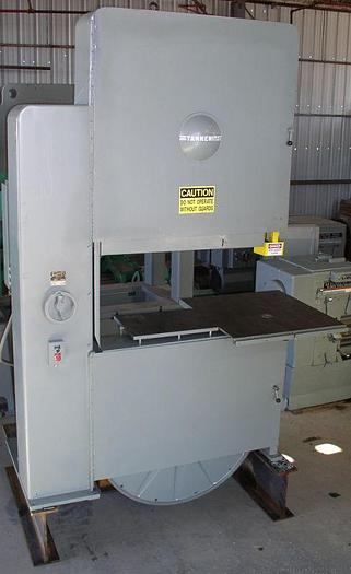 "52"" Tannewitz Model S1NE Vertical Band Saw"
