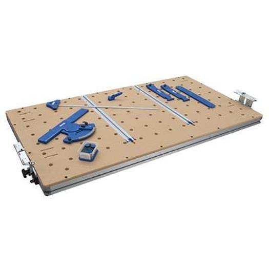 Adaptive Cutting System Project Table – Top