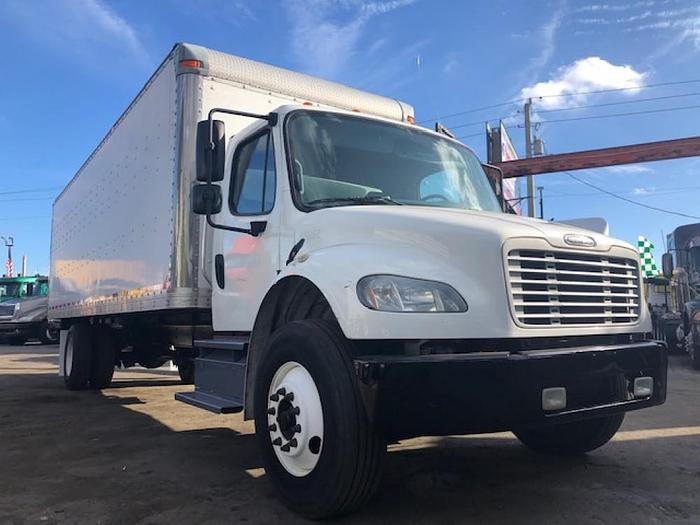 Used 2013 FREIGHTLINER M2 BOX TRUCK