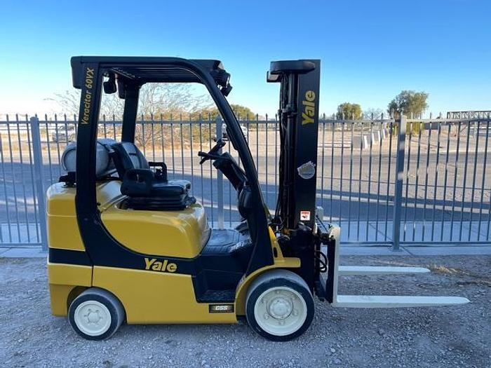 Used 2011 Yale GLC060VX Forklift