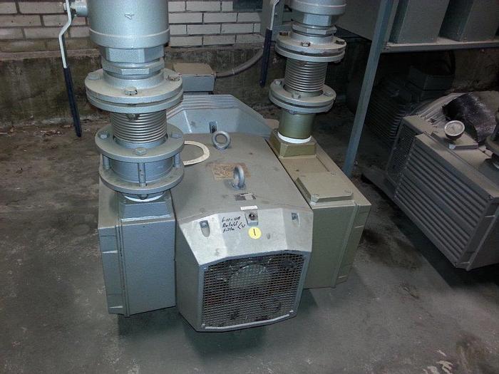Used BECKER VACUUM PUMPS-500 m3/h-295 CFM