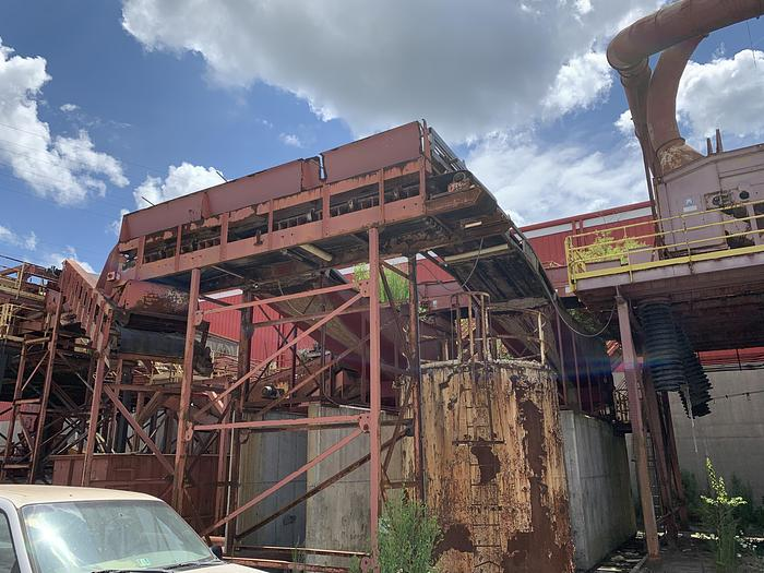 Used MRF Recycling Plant