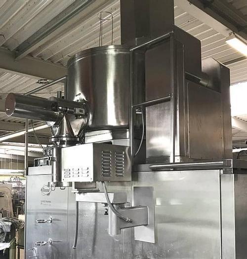Used A 12475 D - Vacuum Mixer / Granulator DIOSNA P 600 VAC UPGRADE