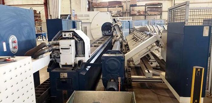 2010 Trumpf 7000 CNC Tube Laser C02