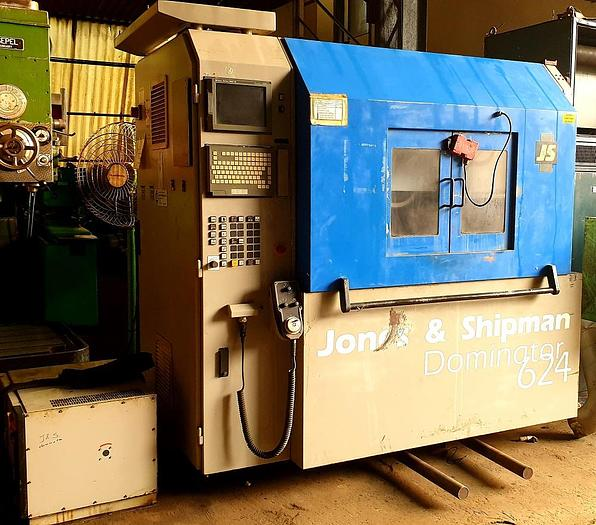Jones & Shipman Dominator 624 CNC Creep Feed / Surface Grinder