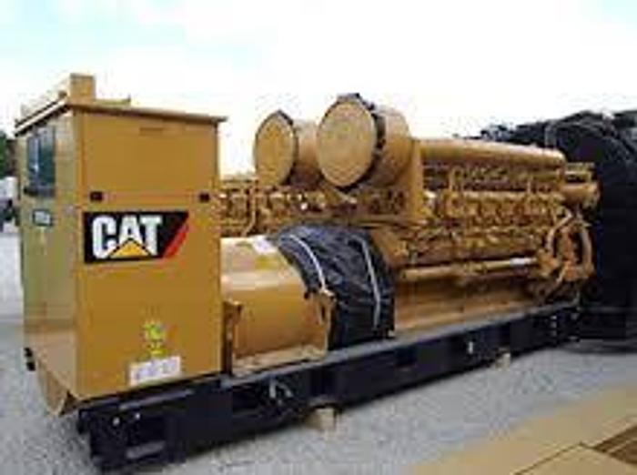 2.00 MW Caterpillar 3516B Generator