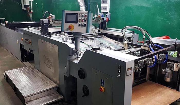 Used UV TUNNEL EPS Compact 1050 screen printing