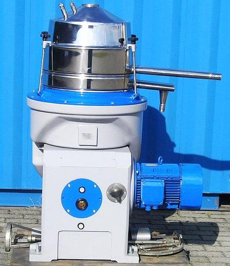 Refurbished AMENDUNI separator for olive oil purification, type A 87.