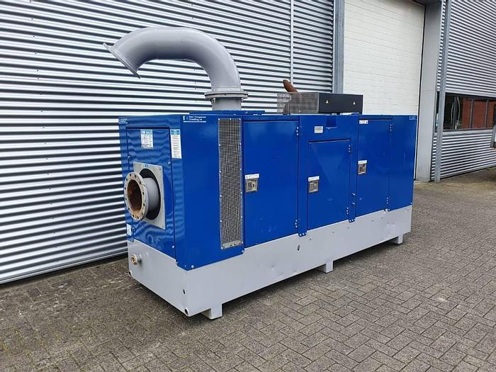 Gebruikt 2011 Gorman-Rupp T10 with Lister engine