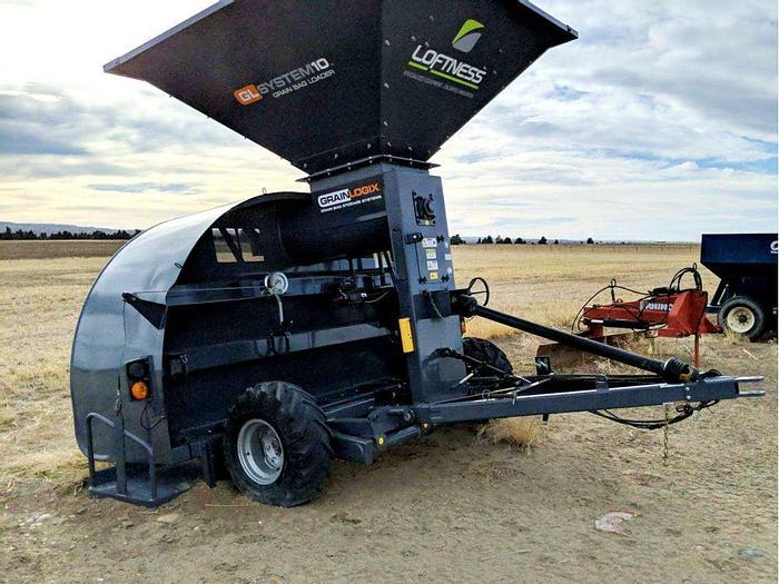 Used Loftness GBL10 Grain Bagger