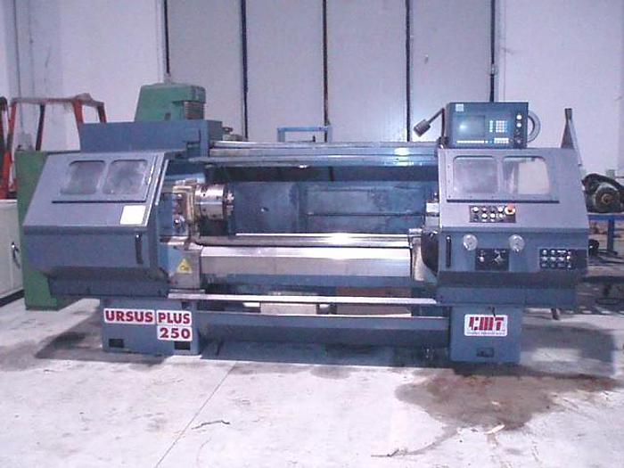 Used CMT URSUS PLUS CNC