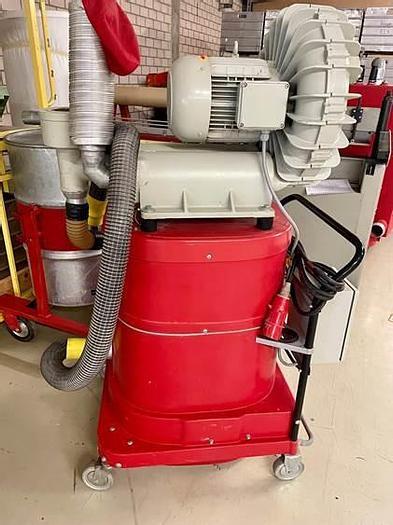 Gebraucht Ruwac industrie Sauger, Kompressor ATLAS Copco, Kompressor KAESER