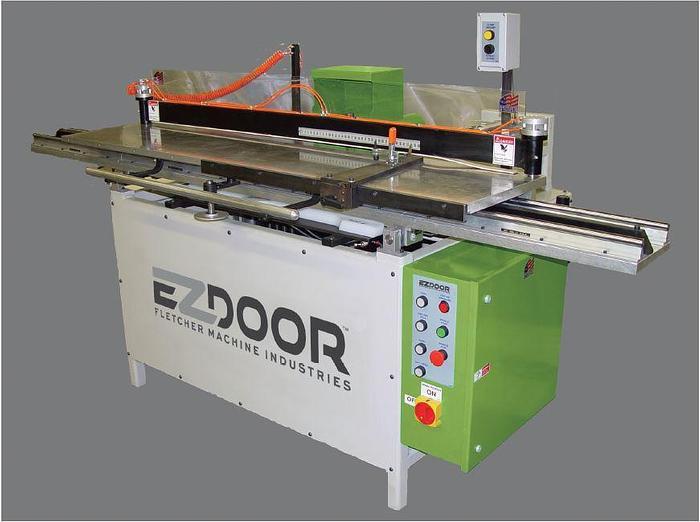 EZ Door Raised Panel Door Machine