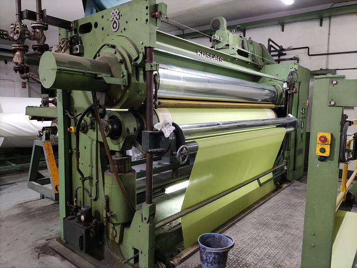 Used KUSTERS CALENDER  3200 MM  1993