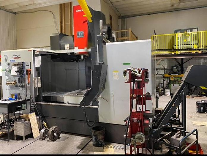 """Used 63""""X, 31""""Y, 31""""Z, AWEA, 2016, CNC VERTICAL MACHINING CENTER"""