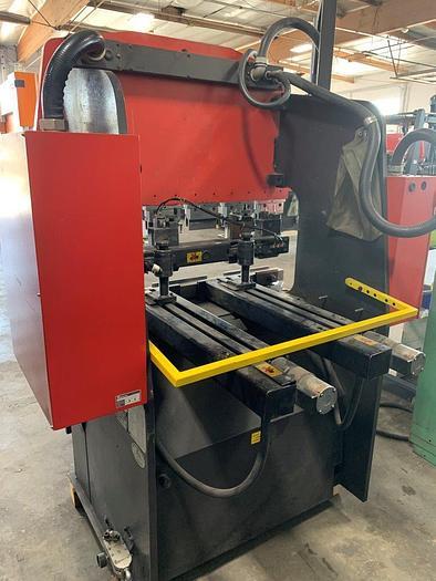 1995 38 Ton Amada RG-35S CNC Press Brake