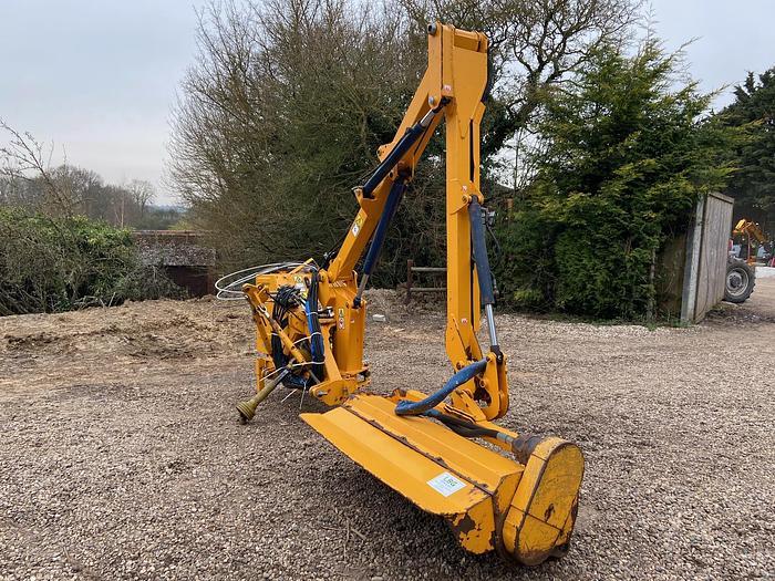 Used Bomford B49X Hedge Cutter