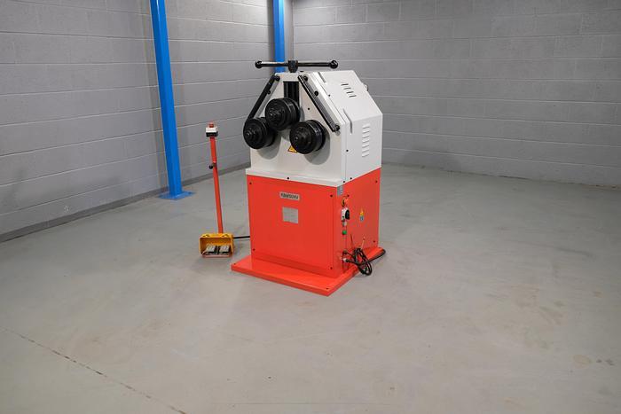MACH-ROLL 50mm shaft section roller