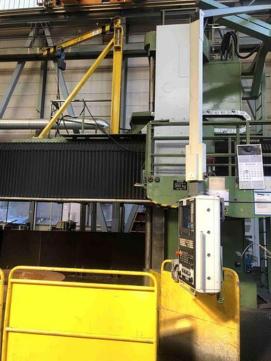 Usato TORNIO VERTICALE AD UN MONTANTE MOBILE SCHIESS FRORIEP 32 DV 450 CNC