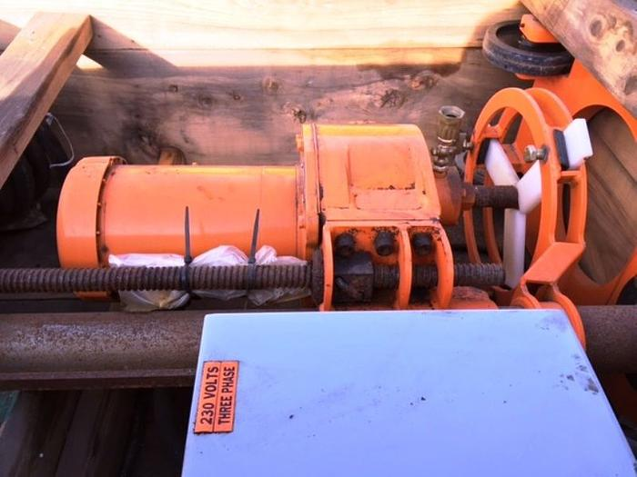 Acker Drilling Company Ambassador Core Drills Model 1200E