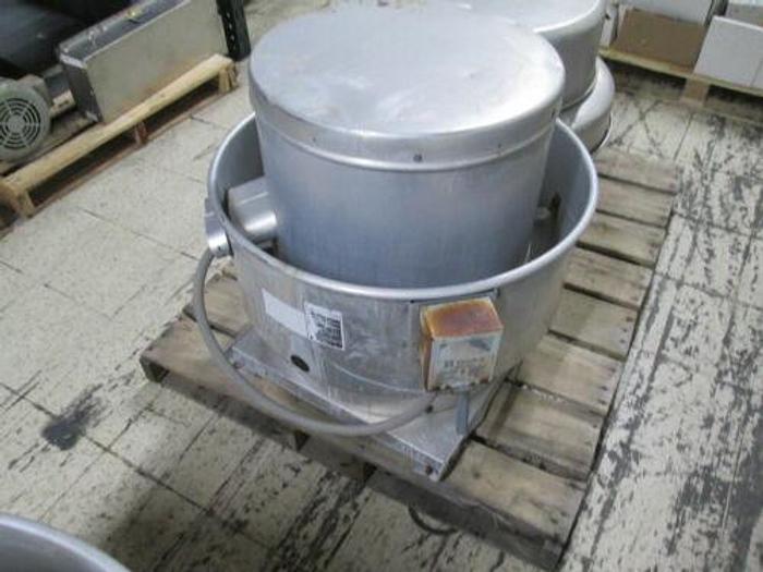 Used Greenheck CUBE-161HP-7-G
