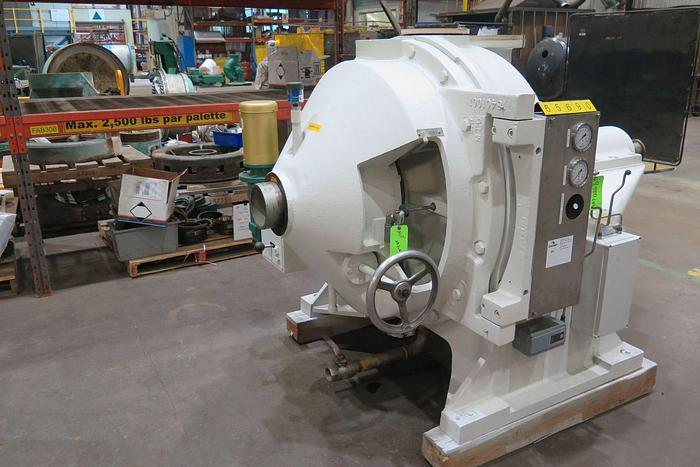"Used 34"" BELOIT  34/38 DD 4000 FLOATING DISC RECONDITIONED"