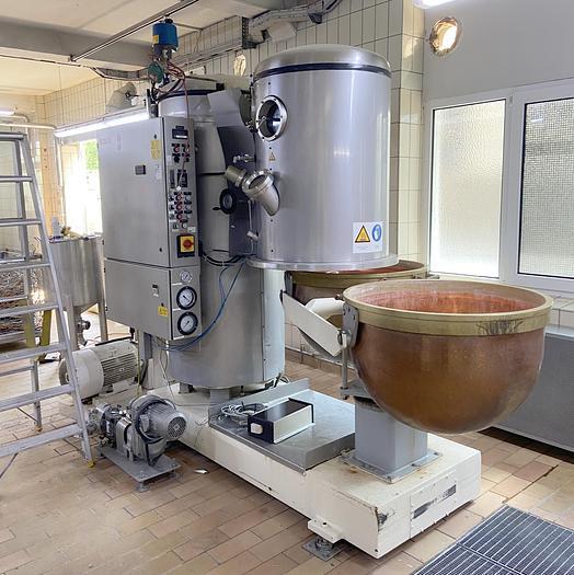 Gebraucht gebr. automatische Vakuum-Kochmaschine BOSCH Type BKS-0156-DA, Baujahr 1996.