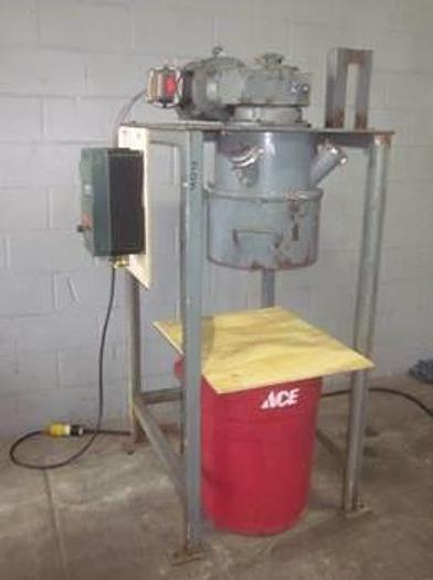 Used 4 GALLON ROSS DOUBLE PLANETARY MIXER - S/S - VACUUM - JACKETED