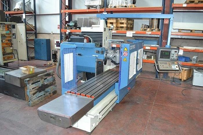 Refurbished Refurbished 1997 Correa CF22/25 Bed Type Milling Machine