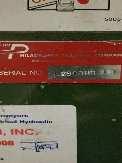 (3) PTR 2300HD Vertical Balers