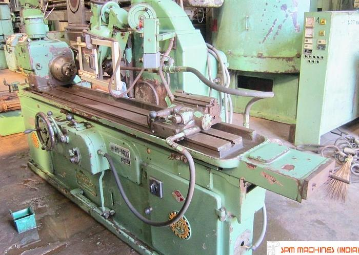 Used Demm Spline Shaft Grinder RS 1400