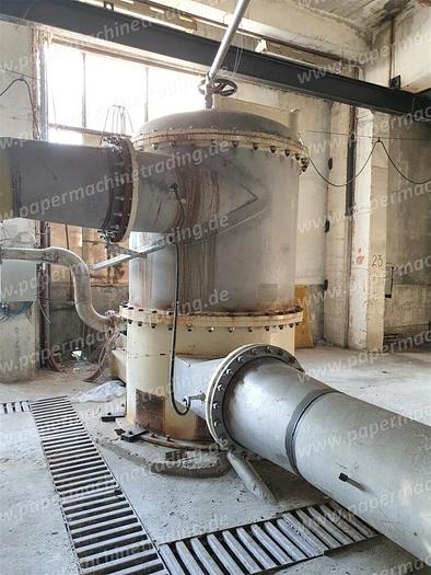 Used (SPA-355) - Pressure Screen S.T. Macchine, Italy