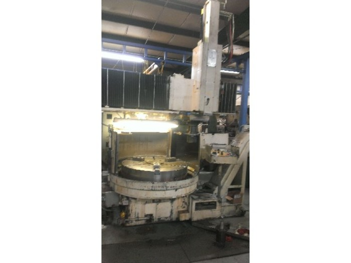 Ikegai VT-1100  Vertical Turning Lathe