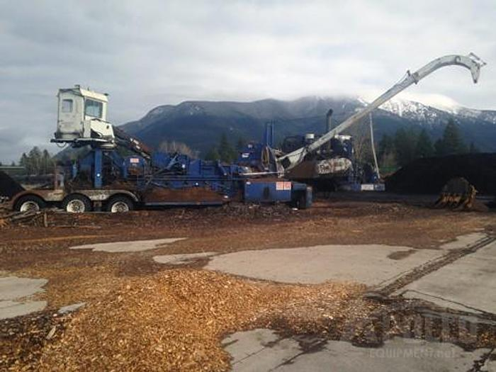 Used 1995 Peterson Pacific 5000G Chipper