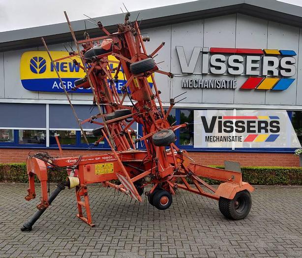 Gebruikt 1998 Kuhn GF 10601 T O schudder