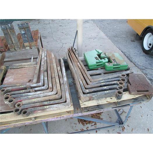 Forklifts forks