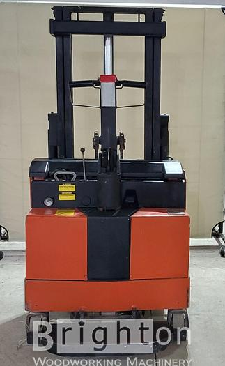 2008 BT Products AB LSF 1250E electric forklift/stacker